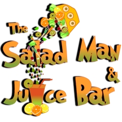 the salad man & juice bar